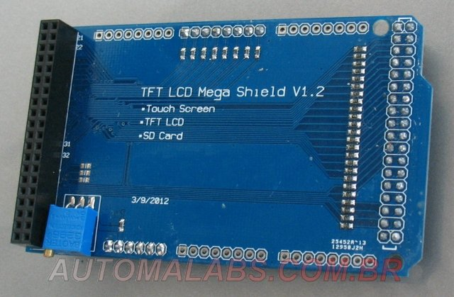 Shield_Adaptador_TFT_IMG_1182_640_automalabs.com.br